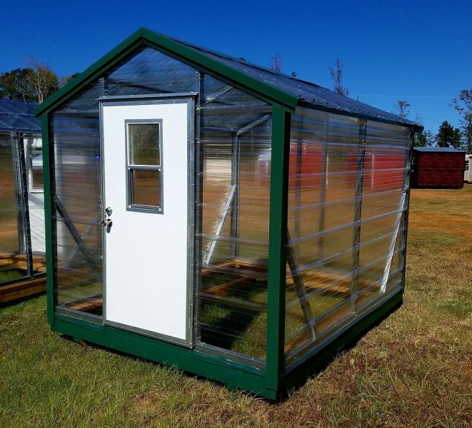8'w x 8'l Greenhouse
